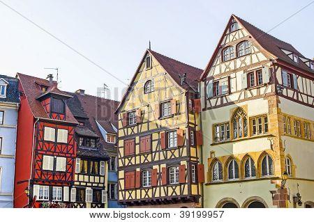 Colmar (alsace) - Houses