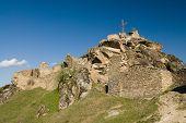 Ruins Of King 'S Marko Medieval Castle Prilep poster