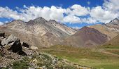 pic of aconcagua  - Aconcagua National Parc - JPG