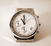 image of last day work  - modern watch  - JPG
