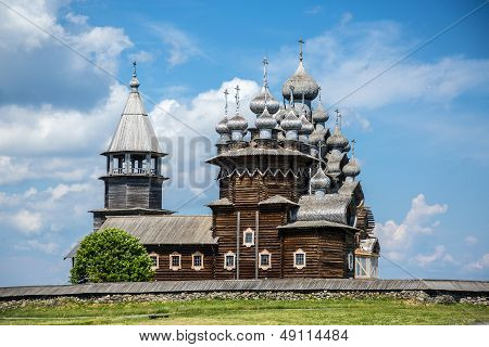 Churches on Kizhi island