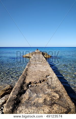 Old Stone Dock