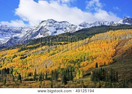 Mount Sneffels Range, Colorado
