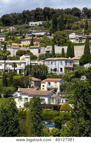 Village Saint-paul-de-vence , Provence, South France.