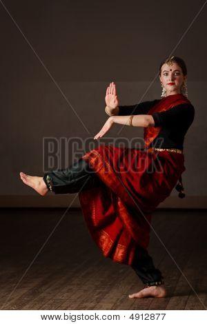 Exponent Of  Bharatnatyam Dance