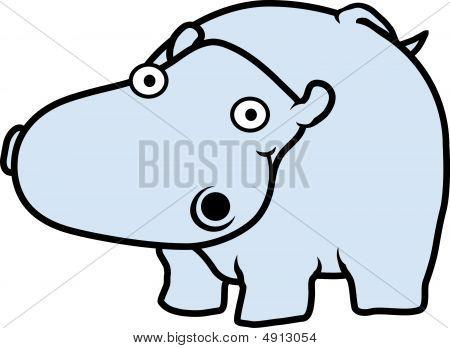 Vector hippo