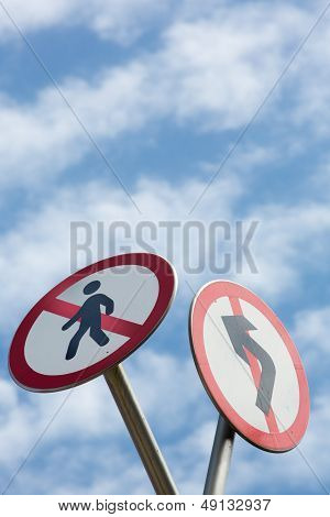 Funny And Strange Street-signs