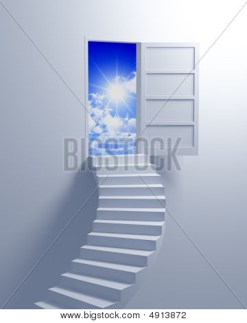 Stairway To The Freedom