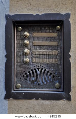Intercom Panel