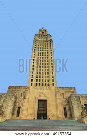 Baton Rouge, Louisiana - State Capitol