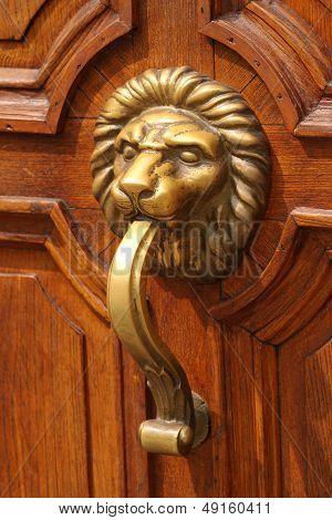 Ornated door hardware