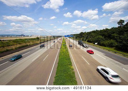 German Autobahn