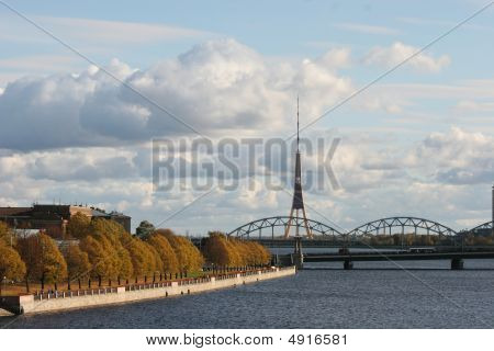 Daugava Riverbank