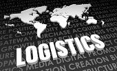 Logistics Industry Global Standard on 3D Map