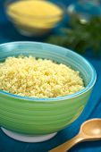 Cooked Couscous