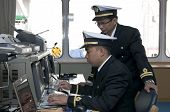 Navigation officers