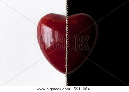 Two Sides of Love, Marble Heart
