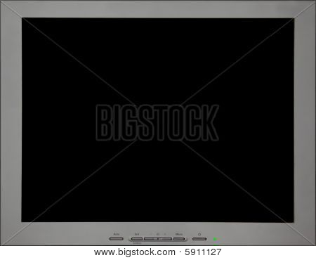 Frame /Background- LCD Monitor