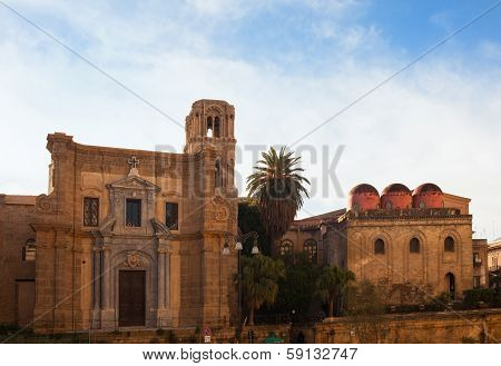 San Cataldo, Norman Church In Palermo