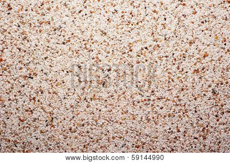 Granite Pattern Sand Color Background