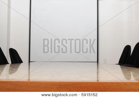 Sitzungssaal.
