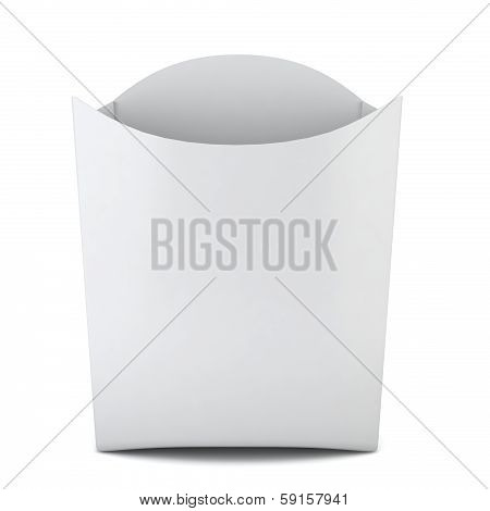French Fries Container