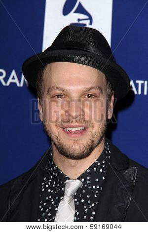 LOS ANGELES - JAN 23:  Gavin DeGraw at the