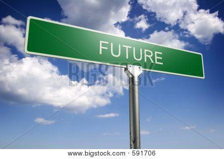 Concepto de futuro