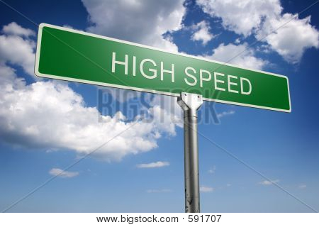High Speed Concept