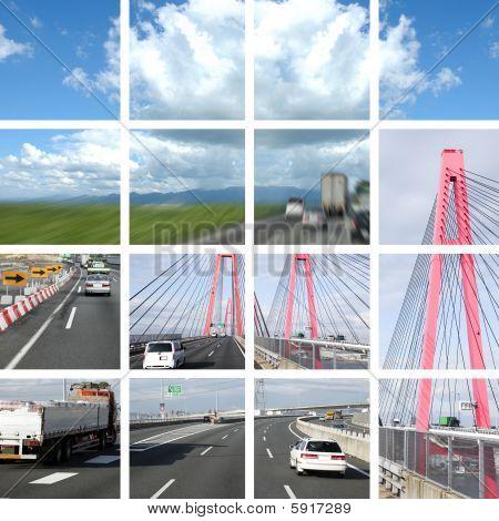 Transportation Of Highroad