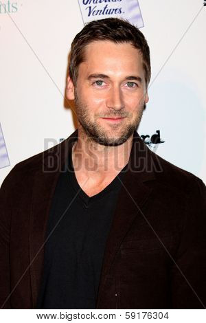 LOS ANGELES - JAN 28:  Ryan Eggold at the