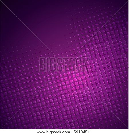 abstract pink halftone background design stock vector