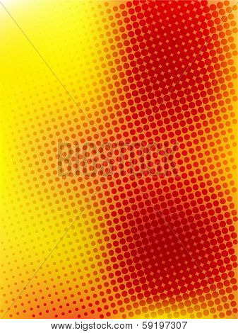abstract green halftone abstract yellow halftone background design stock vectordesign stock vector