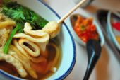 Sumptuous Looking Japanese Udon.