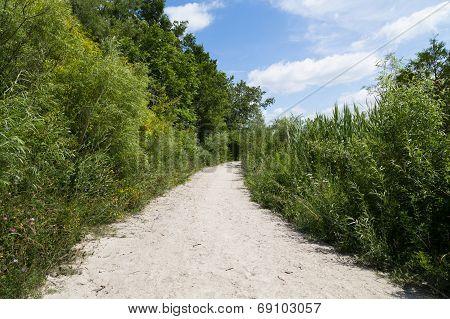 Rual Footpath