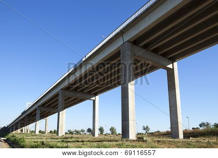 Bridge Pillars