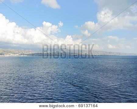 Calabria, Italy Coastline