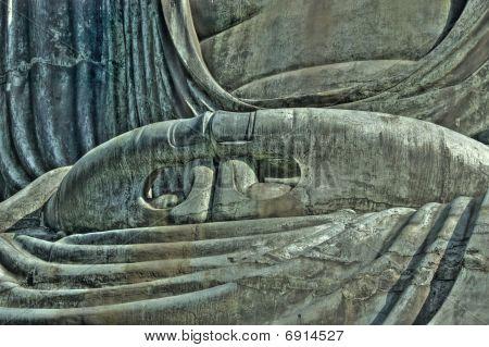 Buddha's Hands.