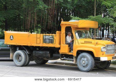 Truck in Kuala Lumpur