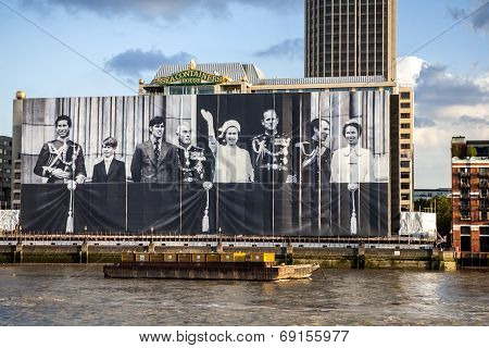 The Royal Family London Uk
