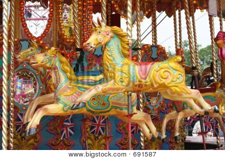 Horses Of The Carosel