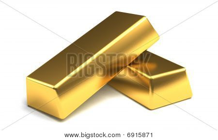 Two Gold Bars.