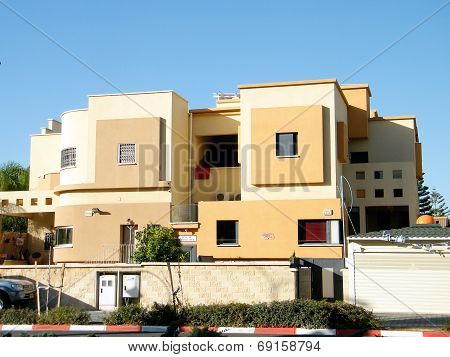 Or Yehuda Neve Rabin Residential House 2010