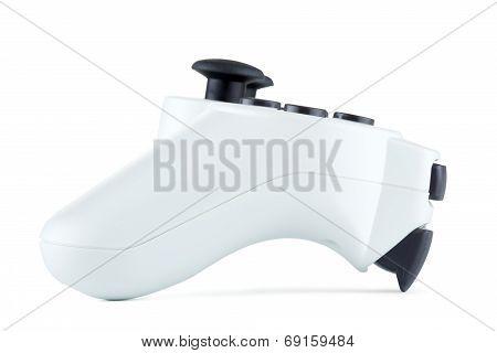 White Gamepad
