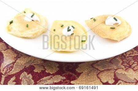 Polish Pierogies