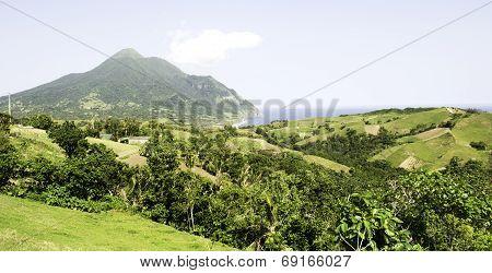 Mount Iraya Volcano Batanes, Philippines