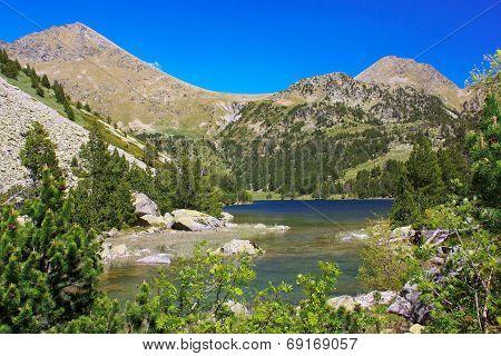 National park Aiguestortes