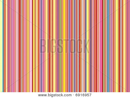 Multicolor Strips