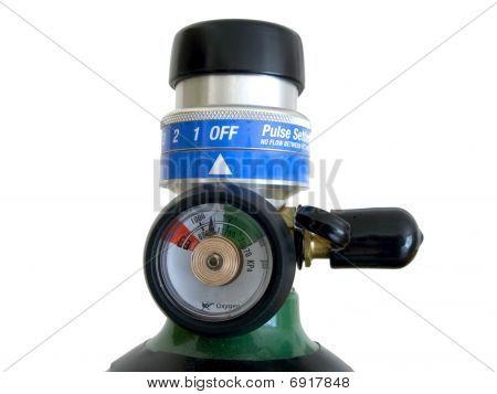 Sauerstoff-Regler