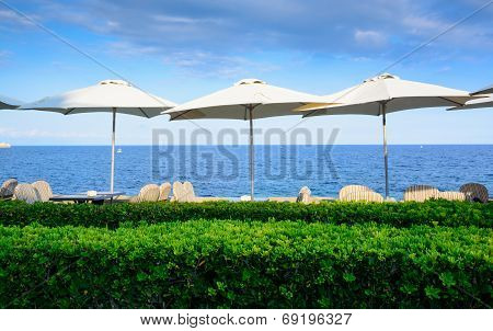 Parasol Seats